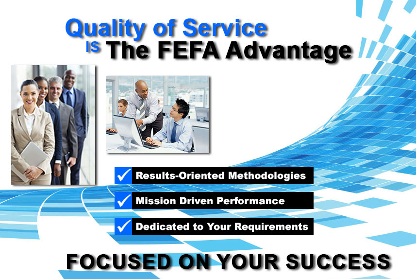 Quality is The FEFA Advantage